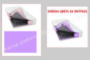 Обтравка фото, удалю, уберу,отделю фон, прозрачный белый, png, фотошоп 106 - kwork.ru
