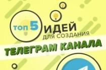 Дизайн Instagram 47 - kwork.ru