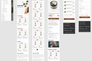 Верстка страниц по макетам psd, sketch, figma 59 - kwork.ru