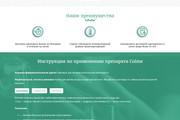 Создание красивого адаптивного лендинга на Вордпресс 113 - kwork.ru