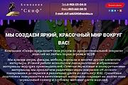 Создам лендинг на вордпресс быстро 60 - kwork.ru