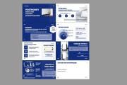 Бизнес-презентация, инвестиционная презентация, презентация стартапа 13 - kwork.ru