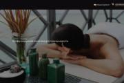 Дизайн страницы сайта в PSD 52 - kwork.ru