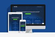 Создам сайт на WordPress с уникальным дизайном, не копия 61 - kwork.ru