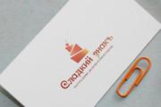 Разработаю винтажный логотип 188 - kwork.ru