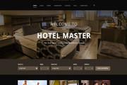 Тема Hotel Booking для WordPress на русском с обновлениями и плагинами 11 - kwork.ru