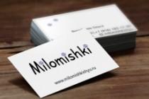 Сделаю дизайн-макет визитной карточки 44 - kwork.ru