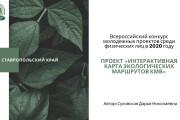 Стильный дизайн презентации 457 - kwork.ru