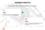 Создам продающий Landing Page под ключ 50 - kwork.ru