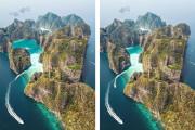 Создание картинок в стиле найди отличия 9 - kwork.ru