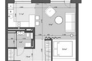 Интересные планировки квартир 162 - kwork.ru