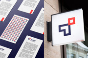 Разработка логотипа для сайта и бизнеса. Минимализм 136 - kwork.ru