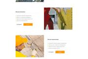 Дизайн любой страницы сайта + бонусы 127 - kwork.ru