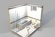 3D визуализация помещений 48 - kwork.ru