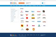 Дизайн одного блока Вашего сайта в PSD 121 - kwork.ru