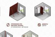 Разработаю уникальную инфографику. Современно, качественно и быстро 61 - kwork.ru