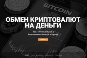 Копия сайта, landing page + админка и настройка форм на почту 194 - kwork.ru