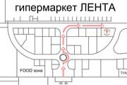 Схема планировочной организации земельного участка - спозу 48 - kwork.ru