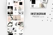 25000 шаблонов для Instagram, Вконтакте и Facebook + жирный Бонус 50 - kwork.ru