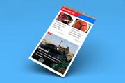Конвертирую Ваш сайт в удобное Android приложение + публикация 148 - kwork.ru
