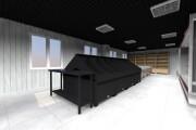 Чертежи + 3D визуализация 124 - kwork.ru