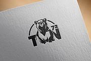 Лого по эскизу 87 - kwork.ru
