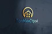 Создам простой логотип 163 - kwork.ru
