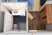 Оцифровка плана этажа, перечерчивание плана дома в Archicad 22 - kwork.ru