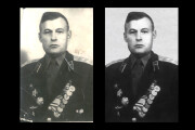 Реставрация старых фото 26 - kwork.ru