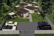 Фотореалистичная 3D визуализация экстерьера Вашего дома 386 - kwork.ru
