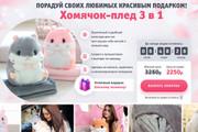 Скопировать Landing page, одностраничный сайт, посадочную страницу 124 - kwork.ru