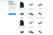 Уникальный дизайн сайта для вас. Интернет магазины и другие сайты 207 - kwork.ru