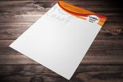 Создам фирменный стиль бланка 204 - kwork.ru