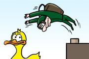 Нарисую простую иллюстрацию в жанре карикатуры 88 - kwork.ru