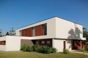 3д моделирование и визуализация экстерьеров домов 51 - kwork.ru