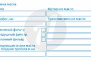 Макет визитки 52 - kwork.ru