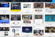 Новые премиум шаблоны Wordpress 111 - kwork.ru
