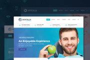 Новые премиум шаблоны Wordpress 135 - kwork.ru