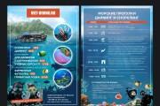 Изготовление дизайна листовки, флаера 152 - kwork.ru