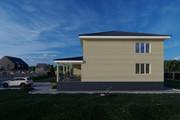 Фотореалистичная 3D визуализация экстерьера Вашего дома 274 - kwork.ru