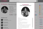 Внесу правки на лендинге.html, css, js 114 - kwork.ru