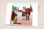 Нарисую для Вас иллюстрации в жанре карикатуры 439 - kwork.ru