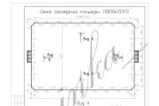 Выполню dwg чертежи в AutoCAD 9 - kwork.ru