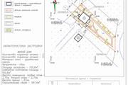 Схема планировочной организации земельного участка - спозу 46 - kwork.ru