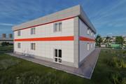 Фотореалистичная 3D визуализация экстерьера Вашего дома 278 - kwork.ru
