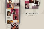 25000 шаблонов для Instagram, Вконтакте и Facebook + жирный Бонус 60 - kwork.ru