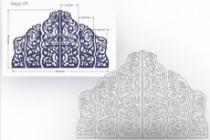 Отрисовка в векторе, формат Coreldraw, по рисунку, фото, сканированию 158 - kwork.ru