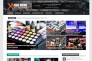Создам красивый адаптивный блог, новостной сайт 64 - kwork.ru