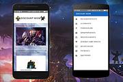 Конвертирую сайт в мобильное приложение 8 - kwork.ru