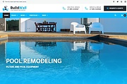 BuildWall - Шаблон сайта строительной компании на WordPress 16 - kwork.ru